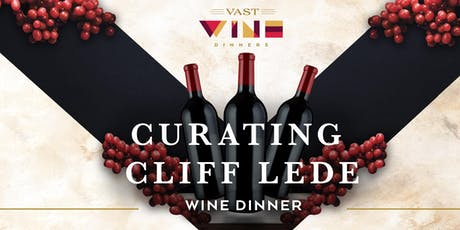 Cliff Lede Vineyards Wine Dinner tickets