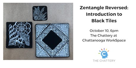 Zentangle Reversed: Introduction to Black Tiles tickets