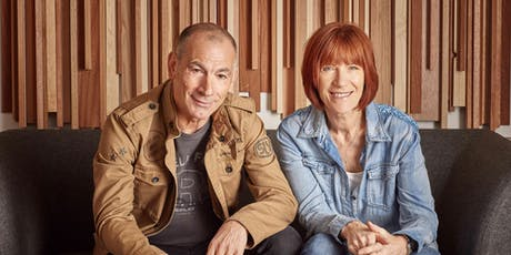 Kiki Dee and Carmelo Luggeri support Rob C tickets