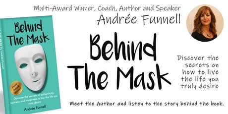 Behind the Mask - book signing bash tickets