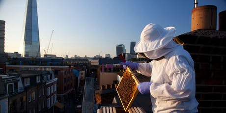 Honey tasting with UK's honey sommelier, Sarah Wyndham Lewis tickets
