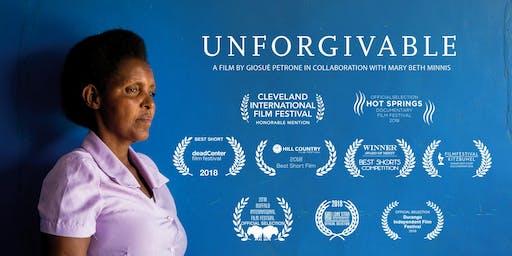 ALARM Unforgivable Film Screening