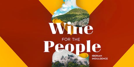 Wine for the People: Iberian Exploration tickets