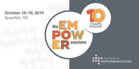 The Empower Sessions 2019: Ten Years Rising!  tickets