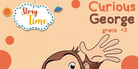 Story Time: Curious George tickets
