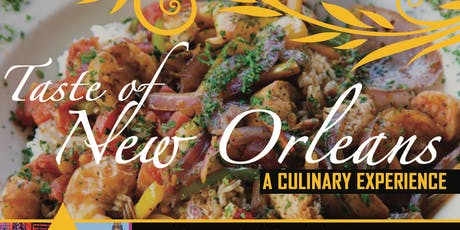 Taste of New Orleans tickets