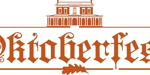 Oktoberfest at Oaklands Mansion