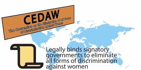 The Zonta Club of Rochester presents a Forum on CEDAW tickets