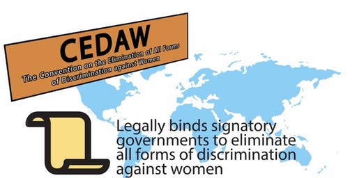 The Zonta Club of Rochester presents a Forum on CEDAW