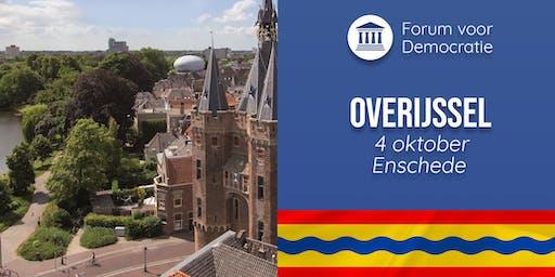 FVD in de provincie Overijssel