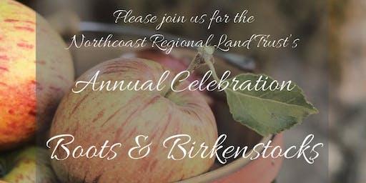 NRLT's Annual Celebration: Boots & Birkenstocks