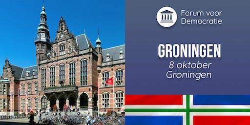 FVD in de provincie Groningen