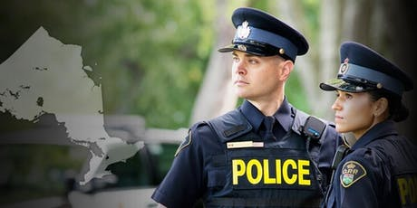 OPP Constable INFO Session (Brant Sports Complex-Lafarge Room) October3, 2019 tickets