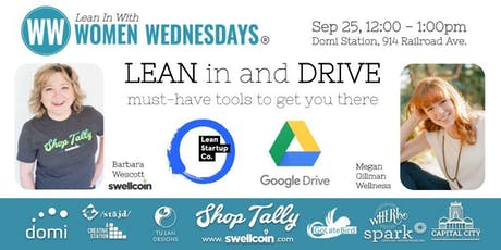 LEAN in and DRIVE: Must have tools to get you there! tickets
