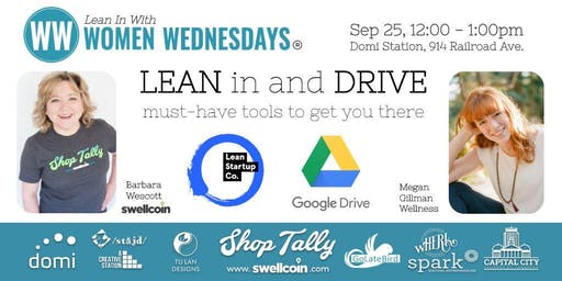 LEAN in and DRIVE: Must have tools to get you there!