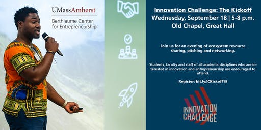 Innovation Challenge: The Kickoff