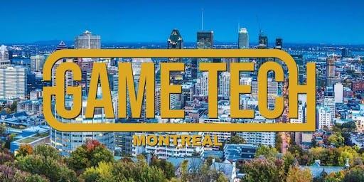GameTechMTL October Meetup