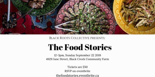 The Food Stories