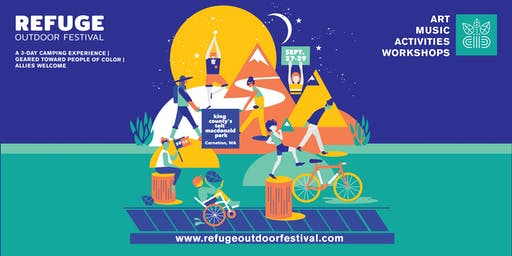2019 Refuge Outdoor Festival