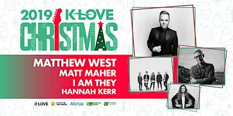 K-LOVE Christmas Tour tickets
