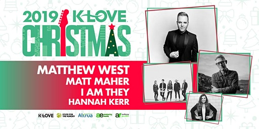 K-LOVE Christmas Tour