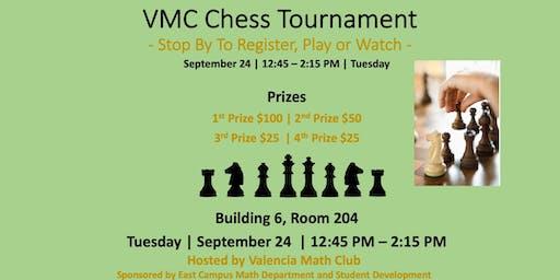 VMC Chess Tournament - Fall 2019