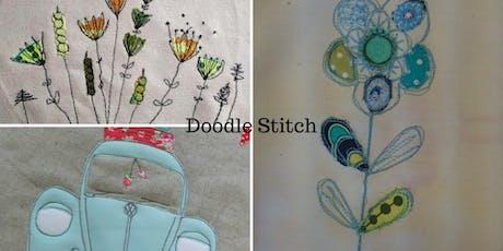 Doodle Stitch Workshop tickets