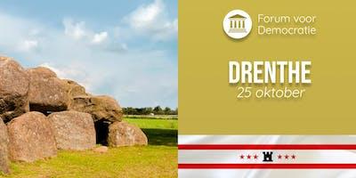 FVD in de provincie Drenthe
