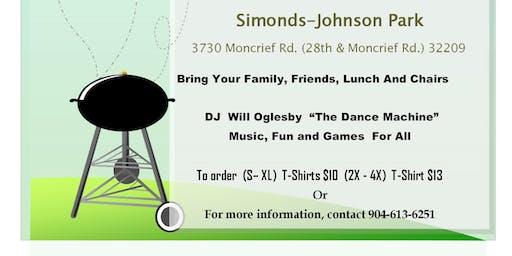 Simonds-Johnson Park Community Reunion Celebration