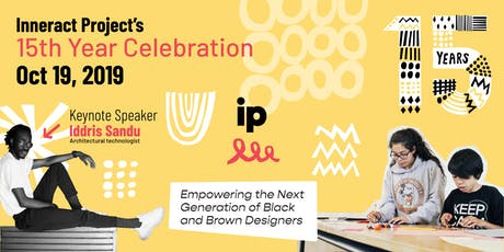 Inneract Project 15th Year Celebration tickets