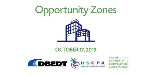 Update on Understanding Hawaii's Opportunity Zones