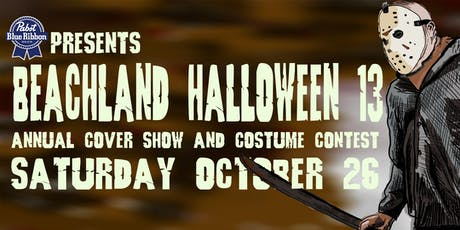Beachland Halloween Annual Cover Show & Costume Contest tickets