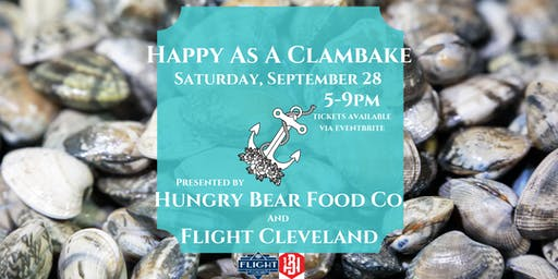 Happy As A Clambake