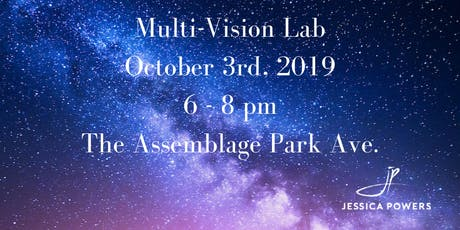 Multi-Vision Lab: A Monthly Series to Explore Your Vision - October tickets