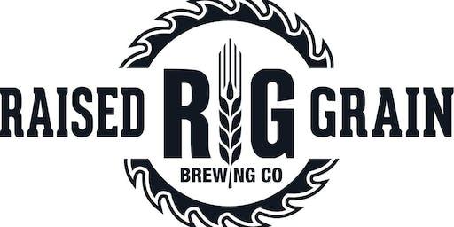 Raised Grain Brewery Dinner