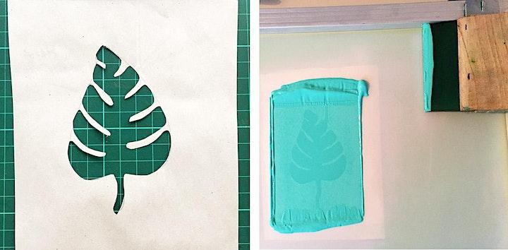 Workshop: Introduction to printmaking | Saturdays 12 & 19 October image