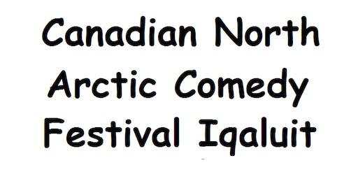 2019 Canadian North Arctic Comedy Festival Comics Registration