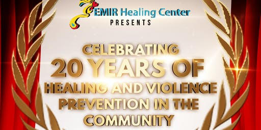 EMIR Healing Center 20th Anniversary Gala