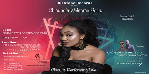 Chicutie's Welcome Party