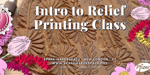 Intro to Relief Printing (lino)