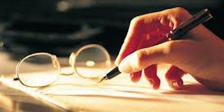 Essential Skills Scorer Training - Writing tickets
