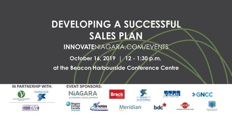 Developing a Successful Sales Plan tickets