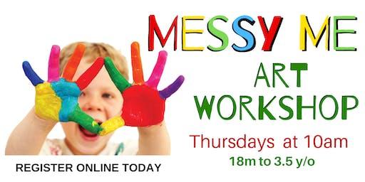 Messy Me Art Workshop