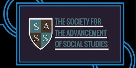 SASS Presents: Scary History! tickets