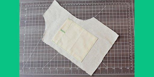 Intermediate Sewing: Shirt Pocket