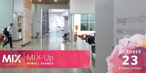 MIX-Up | Newell Brands Discover Design Session