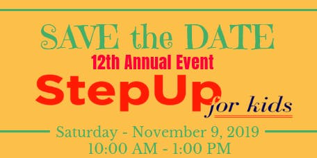 12th Annual Step Up for Kids