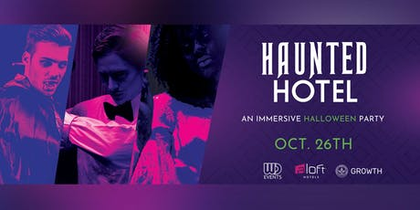 Haunted Hotel 4 - Immersive Halloween Party (Tampa) tickets