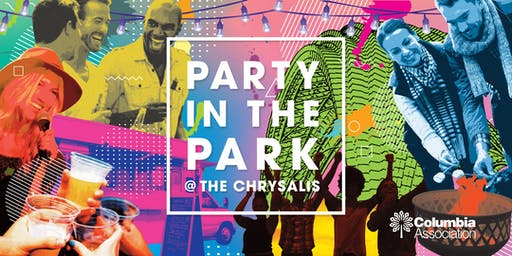 Party in the Park: Live Music, Friends, Good Food and Drinks