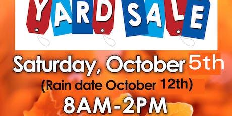St. Paul's Community Yard Sale tickets